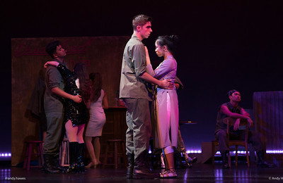 Andy Hawes Photography, Miss Saigon Rehearsal-35