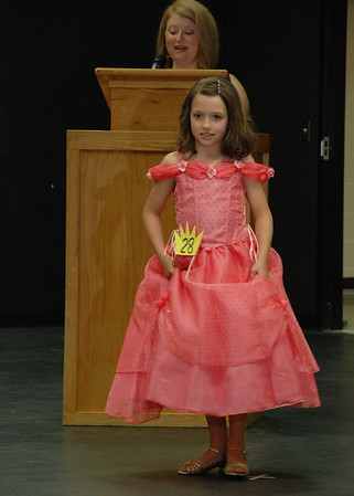 Miss Spirit of Relay 2nd Grade