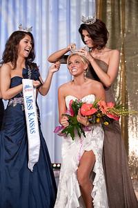 Congratulations to Lauren Werhan (Miss Southwest) - Miss Kansas 2010 1st runner up - Belinda Post, 2nd RU - Cassi Reimer, 3rd RU - Alexander Miller, 4th RU - Hillary Boyle