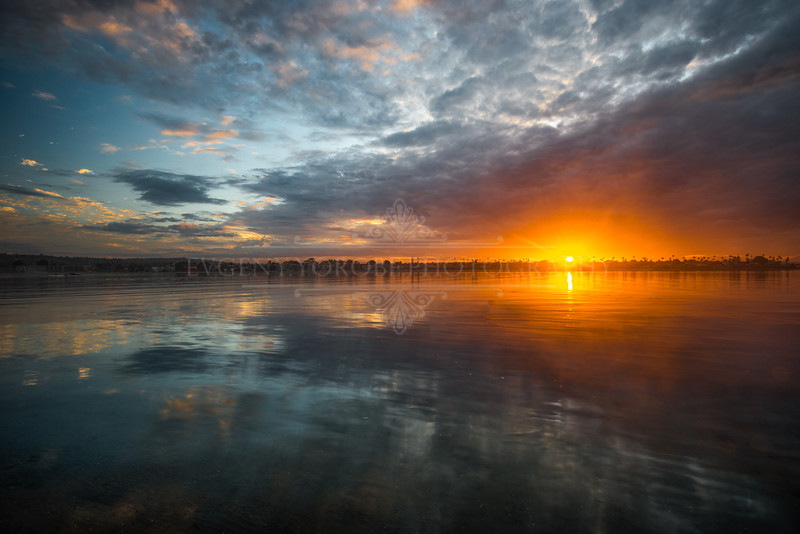 Mission Bay Sunrise