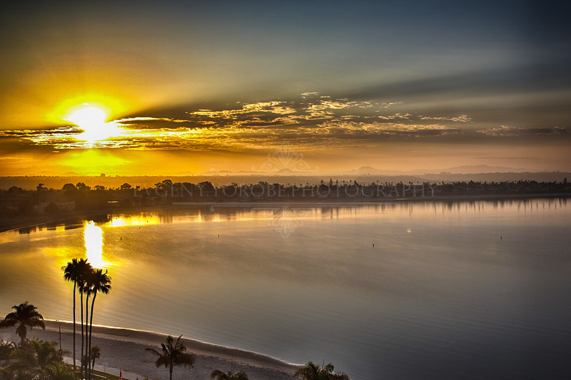Mission Bay Sunrise