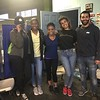 Muna Ezumah,  Erin Johnson, Dena  Simmons,  Agnlia Eisaghalian,  and  Arin Orogian