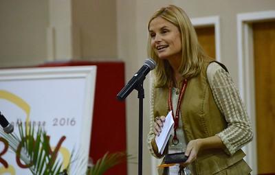 Sacred Heart Principal Bridget Martin