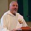 Dn. Steve proclaims the Gospel