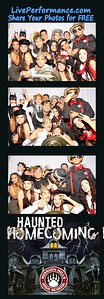 Mission Hills H.S. Homecoming 2016 - EYE Photo Booth Photo Strips