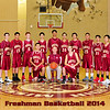 Freshman Basketball 2014