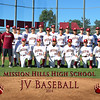 JV Baseball 8x10