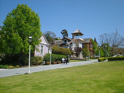 2001 April - Presidio