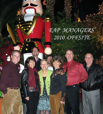 EAP Managers' 2010 Offsite - Mission Inn