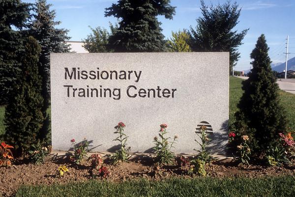 Mission Presentation to YM