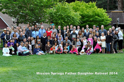 Dads & Daughters 2014