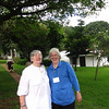 Jan with Sylvie, a missionary to Brazil.