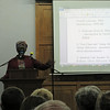 Teaching - four simaltaneous teaching streams (Medicine, Surgery, Community Health, Dental)