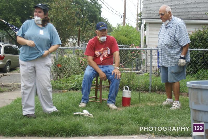 Cedar Rapids Mission Trip - 2008