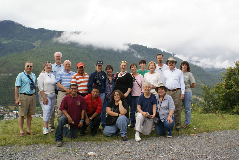 2007 Mission Team to Guatemala