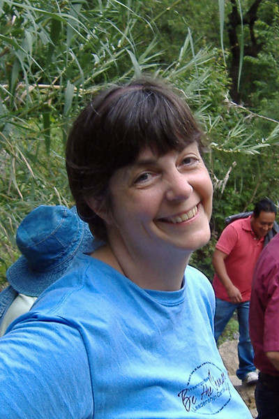 Sue Metzler<br /> Effectively became our co-captain when Jan couldn't make the trip.