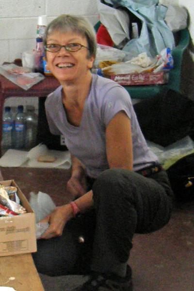 Teresa Wharton<br /> Power shopper! and lunches!