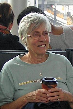 Barb Kasselman<br /> Children's program (and keeping Russ in line)