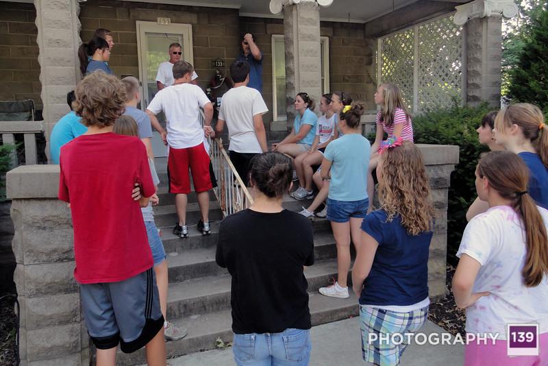 Kansas City Mission Trip #1