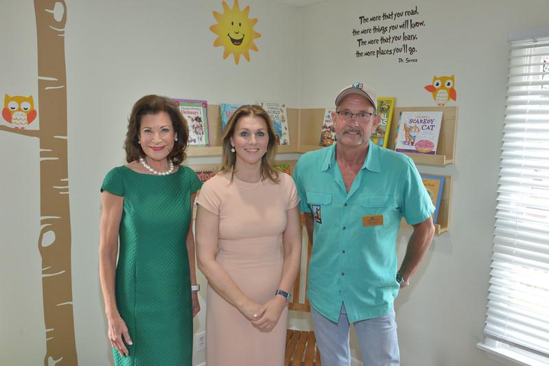 Mission of Yaweh Barbara Bush Library Dedication 2019