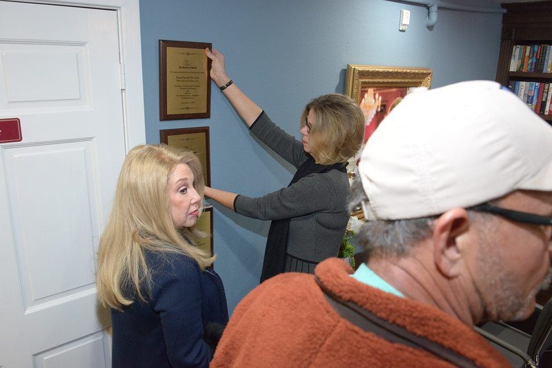 Mission of Yahweh Library Dedication 2018