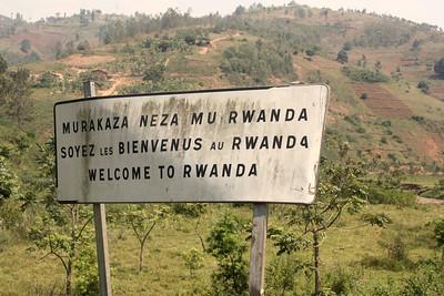 2012 Sierra Brown Mission Trip to Rwanda