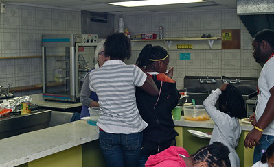 In the Kitchen - 1