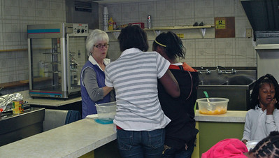 In the Kitchen - 2