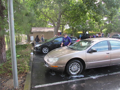 2015 Car Wash to benefit MVP (Moral Values Program)