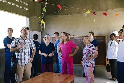 Haiti Medical Mission Dec 2012