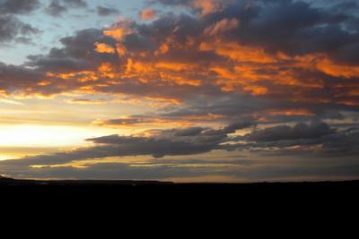 2009 Navajo Mission - Landscape in and around Chinle, Arizona