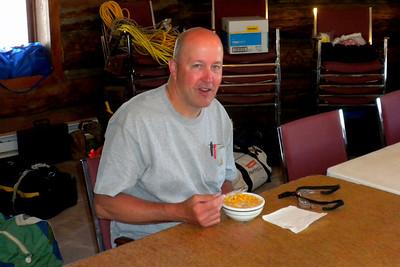 2009 Navajo Mission - Meeting Hogan - Rich