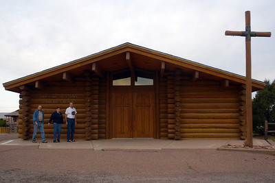 2009 Navajo Mission - The New Church