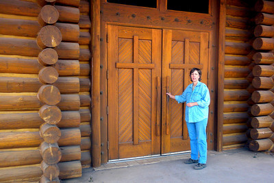 2009 Navajo Mission - The New Church
