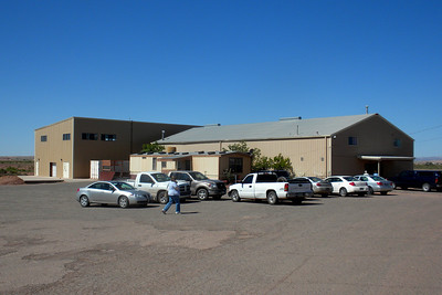 2009 Navajo Mission - Gymnasium and Food Pantry Building