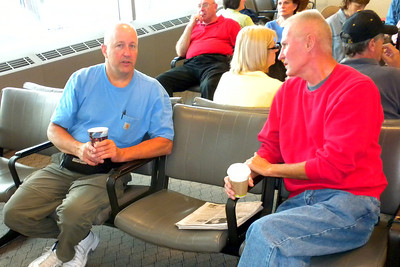 2009 Navajo Mission - Midway Airport, Waiting for Takeoff