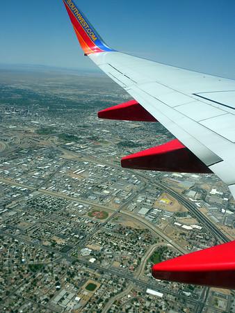 2009 Navajo Mission - Flight to Midway