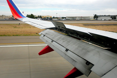 2009 Navajo Mission - Flight to Albquerque
