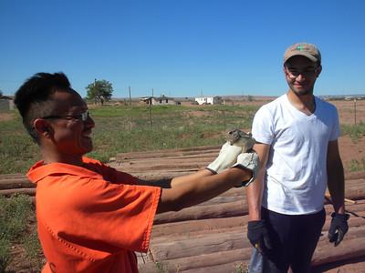 2010 Navajo Mission - Rabbit