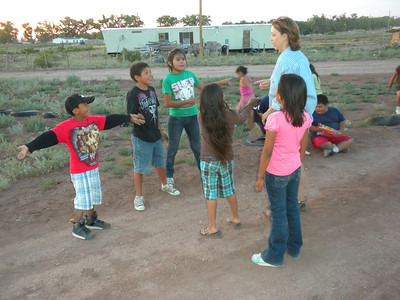2010 Navajo Mission - Bingo Night