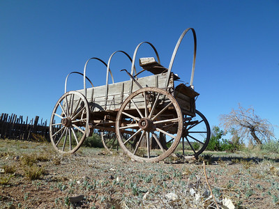 Hubble Trading Post Wagons-8