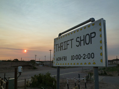 OLF - Sign - Thrift Store-2