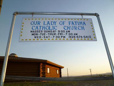 OLF - Sign - Church-1