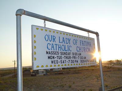 OLF - Sign - Church-2