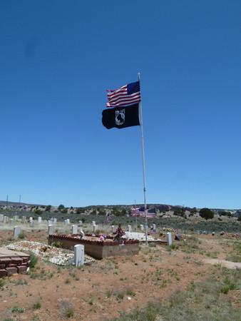 Veterans Cemetery Near Window Rock-03