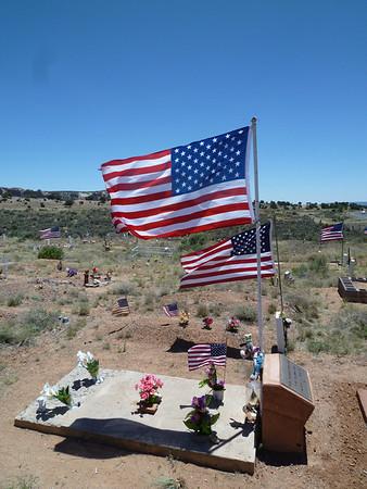 Veterans Cemetery Near Window Rock-12