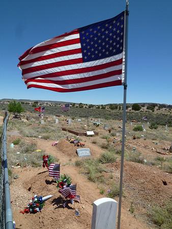 Veterans Cemetery Near Window Rock-11