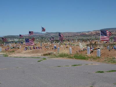 Veterans Cemetery Near Window Rock-08