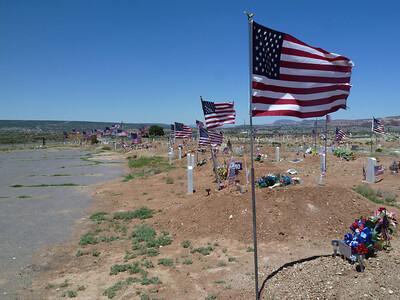 Veterans Cemetery Near Window Rock-07
