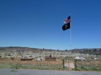 Veterans Cemetery Near Window Rock-02